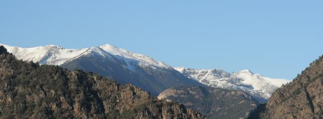 Andorra, The Pyrenees